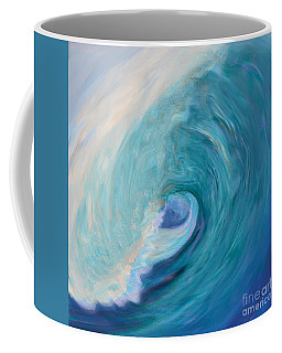 Tunnelvision No Sat Coffee Mug