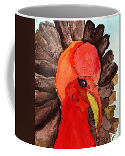 Turkey In Waiting Coffee Mug