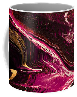 Coffee Mug featuring the photograph Turmoil by Mike Breau