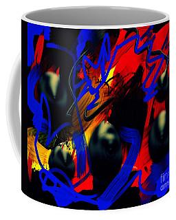 Turmoil Coffee Mug by Paulo Guimaraes