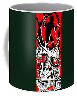 Turmoil Restraint Coffee Mug