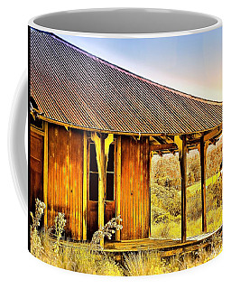 Coffee Mug featuring the photograph Turn Back Time by Wallaroo Images