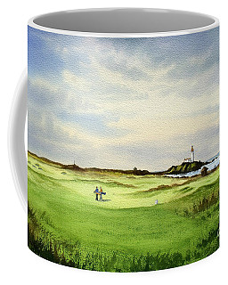 Turnberry Golf Course Scotland 12th Tee Coffee Mug