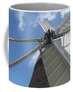 Turning In The Wind Coffee Mug
