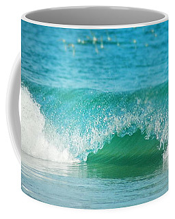 Turquois Waves  Coffee Mug
