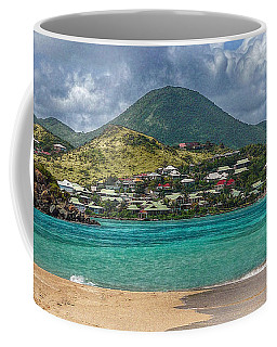 Coffee Mug featuring the photograph Turquoise Paradise by Hanny Heim