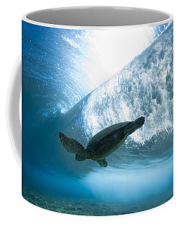 Turtle Clouds Coffee Mug