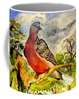 Turtle - Dove Coffee Mug