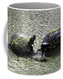 Turtle Duo Coffee Mug