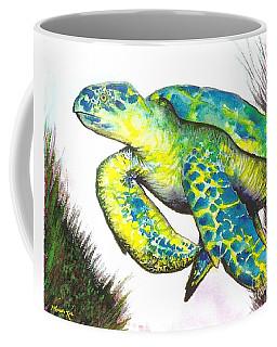 Turtle Wonder Coffee Mug