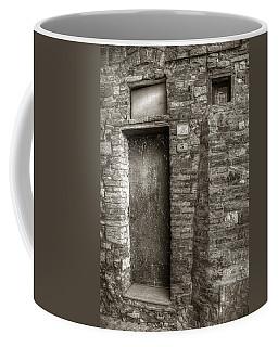 Tuscan Doorway Coffee Mug