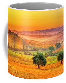 Tuscan Dream Coffee Mug by Midori Chan
