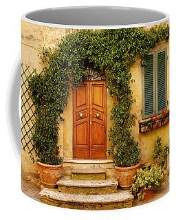 Tuscan Front Door Coffee Mug