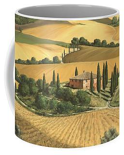 Tuscan Gold  Coffee Mug