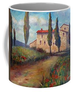 Tuscan Home Coffee Mug
