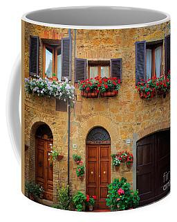Tuscan Homes Coffee Mug