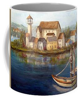 Tuscan Italian Paintings Coffee Mug