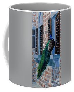 Tuscan Mascot Coffee Mug