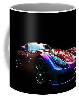 Coffee Mug featuring the photograph Tvr Sagaris by Matt Malloy