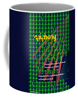 Twelve Days Coffee Mug by Chuck Mountain