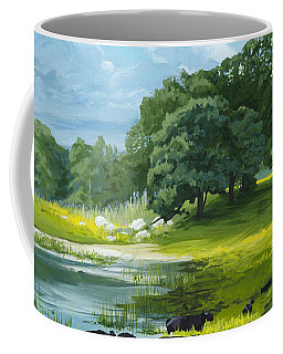 Twenty Third Psalm Coffee Mug