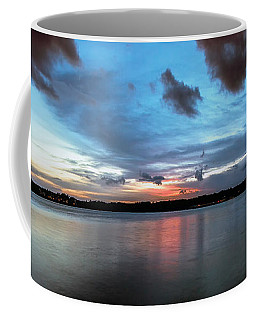 Twilight On Lake Lanier Coffee Mug