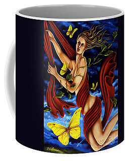 Twilight Flight Coffee Mug