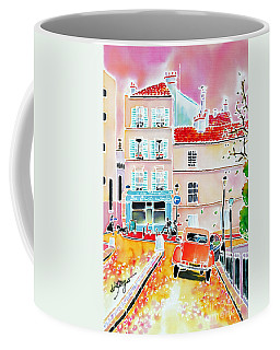 Twilight Montmartre Coffee Mug