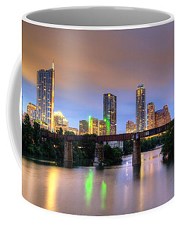 Twilight On The Lake Coffee Mug