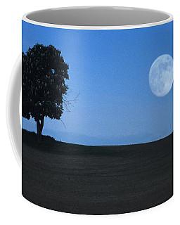Twilight Solitude Coffee Mug by Sharon Elliott