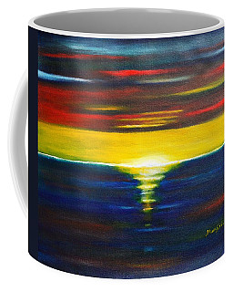 Twilight Sunset Coffee Mug