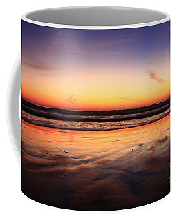 Cardiff By The Sea Glow Coffee Mug