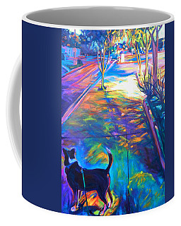 Scout At Twilight Coffee Mug