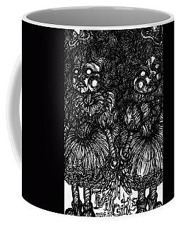 Twin Girls Coffee Mug