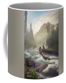 Twin Peaks Coffee Mug