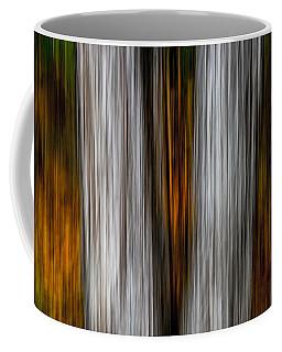 Twin Trunks Coffee Mug