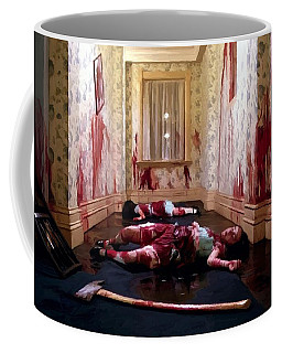 Twins Murdered @ The Shining Coffee Mug