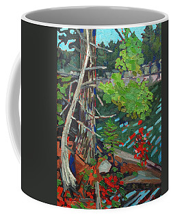 Twisted Island Coffee Mug