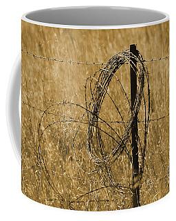 Twisted - Sepia Coffee Mug
