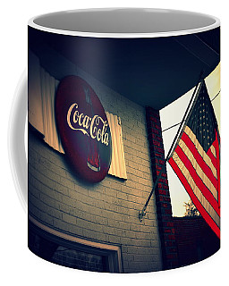 Two American Favorites Coffee Mug