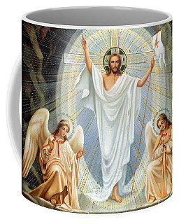 Two Angels Coffee Mug