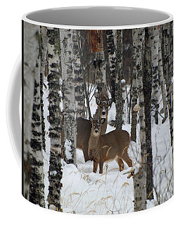 Two Are Better Than One Coffee Mug by James Peterson