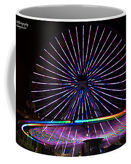 Two Carousels  Coffee Mug