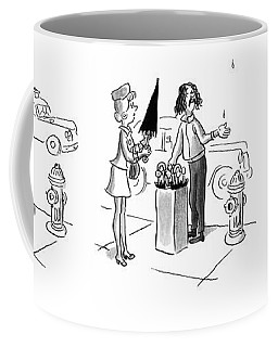 Two Dollars.  - And Seventy-five Cents Coffee Mug
