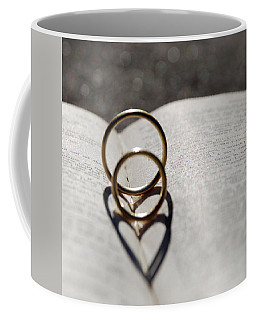 Two Hearts As One Coffee Mug