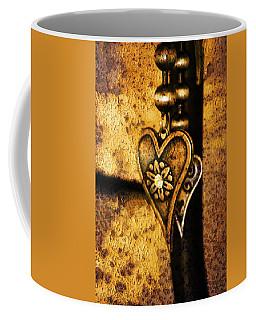 Two Hearts Together Coffee Mug