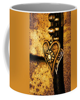 Two Hearts Together Coffee Mug