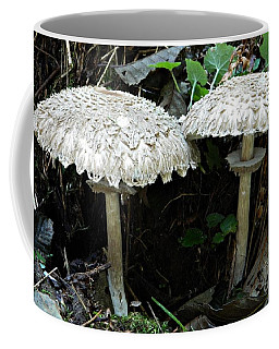 Two Magnificent Toadstools Coffee Mug