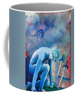 Two Of Swords Coffee Mug