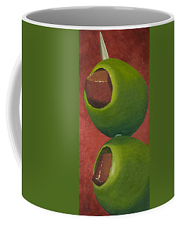 Two Olives In Search Of A Bloody Mary Coffee Mug